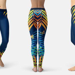 Hippie Habits - Hippie Carnival - joga, yoga - fitness - sportswear