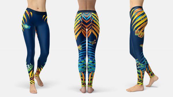 Hippie Habits – Hippie Carnival –  joga, yoga – fitness – sportswear