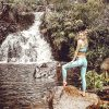 Hippie Habits - Mint Wings - joga, yoga - fitness - sportswear