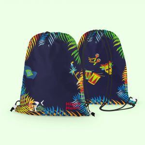 Hippie Habits - Carnival - plecak, worek - joga, yoga - fitness - sportswear