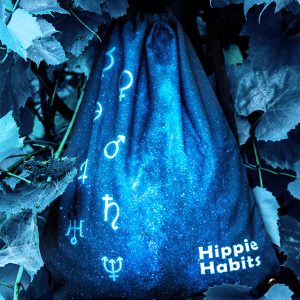 Hippie Habits - Space Tripping - plecak, worek - joga, yoga - fitness - sportswear